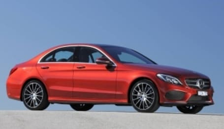 2014 Mercedes-Benz C-Class Sedan C200 Bluetec