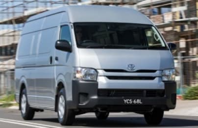 2016 Toyota HiAce People mover Commuter
