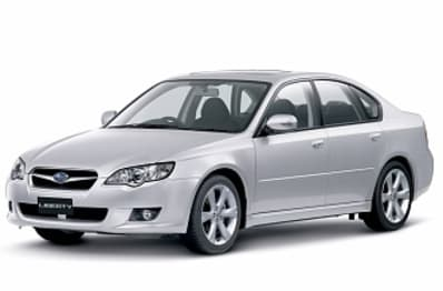 2007 Subaru Liberty Sedan 2.5i Heritage