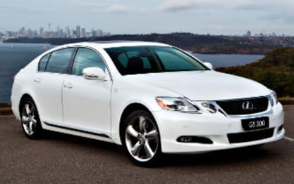2011 Lexus GS Sedan GS300 X Sport Luxury