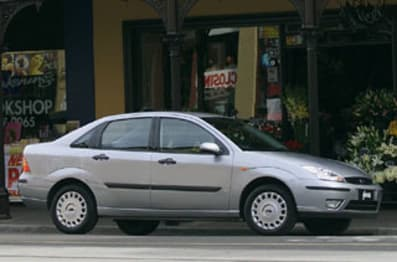 2002 Ford Focus Sedan CL