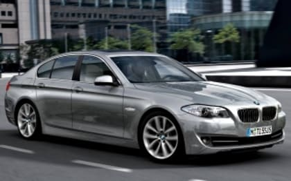 2014 BMW M Models Sedan 550I Luxury Line