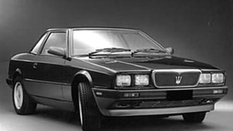 Maserati Karif (base) 1992 Price & Specs | CarsGuide