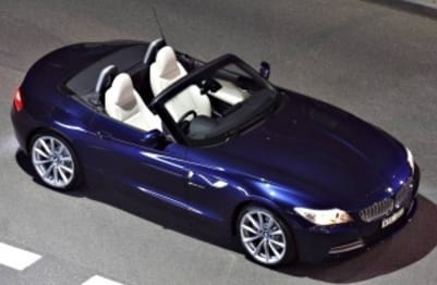 2015 BMW Z Models Convertible Z4 Sdrive 20I Design Pure EDT