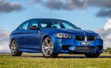 2015 BMW M Models Sedan M5 Pure