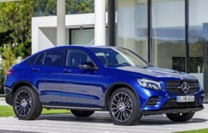 Mercedes-Benz GLC250 2016