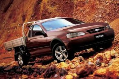 2003 Ford Falcon Ute RTV