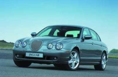 2004 Jaguar S Type Sedan R