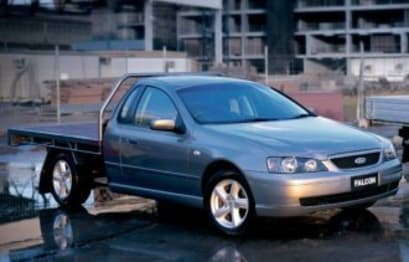 2004 Ford Falcon Ute XLS
