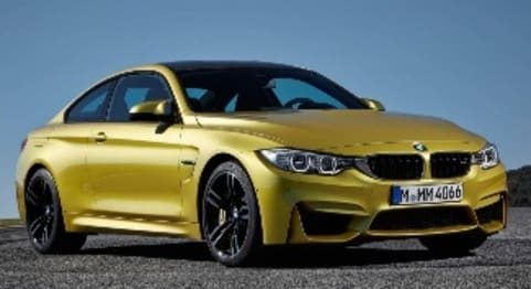 2014 BMW M Models Coupe M4