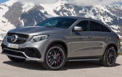 Mercedes-Benz GLE63 2015