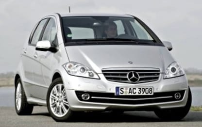 2009 Mercedes-Benz A-Class Hatchback A180 Avantgarde