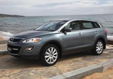 2009 Mazda CX-9 SUV Luxury