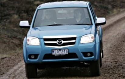 2009 Mazda BT-50 Extra Cab Boss B3000 Freestyle DX+ (4x4)