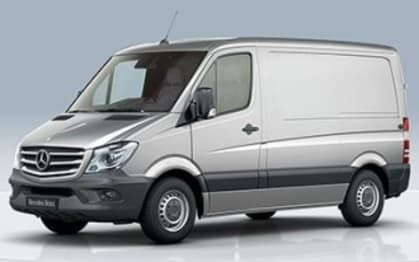 2013 Mercedes-Benz SPRINTER Commercial 513 CDI LWB HI ROOF