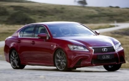 2014 Lexus GS Sedan GS250 F Sport
