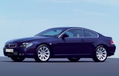 2005 BMW 6 Series Coupe 650CI