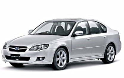 2007 Subaru Liberty Sedan 2.5i Luxury Edition