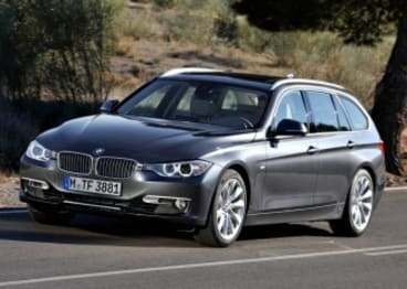2012 BMW 3 Series Wagon 318d Touring Luxury Line