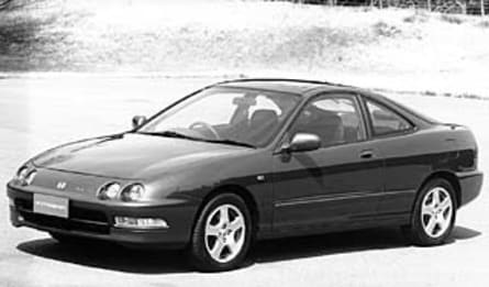 1993 Honda Integra Coupe GSi