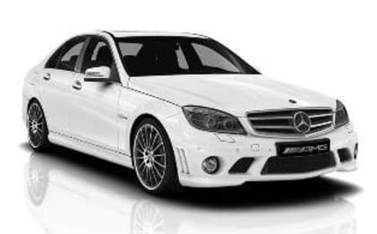 2009 Mercedes-Benz C-Class Sedan C63 AMG Edition 63