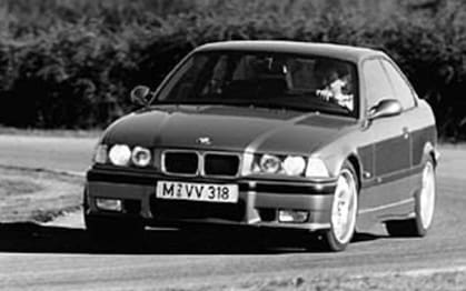 2000 BMW M Models Coupe M3