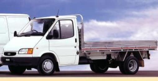 1999 Ford Transit Commercial (base)