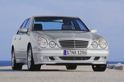 1999 Mercedes-Benz E-Class Sedan E270 CDI Elegance