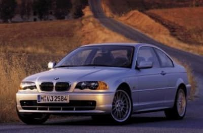 2000 BMW 3 Series Coupe 323ci