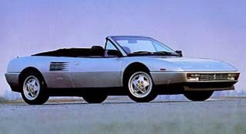 Ferrari Mondial Price Specs Carsguide