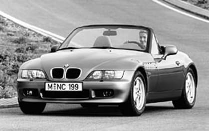 2000 BMW Z Models Convertible Z3 2.8