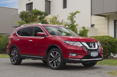 2020 Nissan X-Trail SUV TL (4X4) TAN Leather