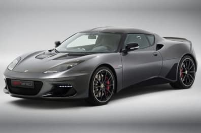 2020 Lotus Evora Coupe GT410