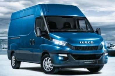 2020 Iveco Daily Commercial 5017V LWB/Mid (WB4100)