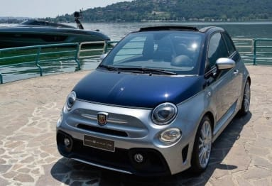 2020 Abarth 695 Hatchback Rivale