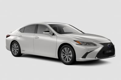 2020 Lexus ES Sedan ES300H Sports Luxury Blk MTS (Hybrid)
