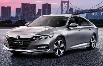 2020 Honda Accord Sedan VTI-LX 2.0L Hybrid