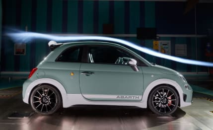 2020 Abarth 695 Hatchback 70TH Anniversario Special Edtn