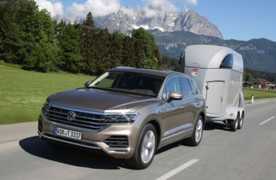 2020 Volkswagen Touareg SUV Adventure Special Edition