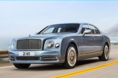 2020 Bentley Mulsanne Sedan (base)