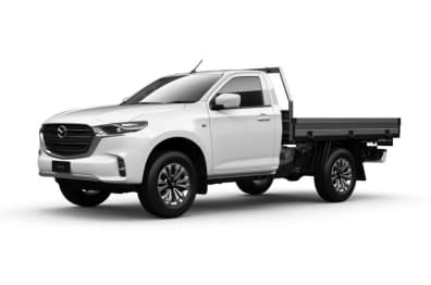 2020 Mazda BT-50 Single Cab XT (4X4)