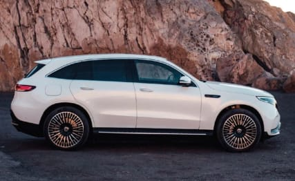 2020 Mercedes-Benz EQ-Class SUV EQC 400 4Matic Electric ART Line