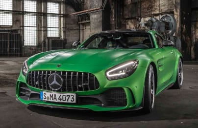 2020 Mercedes-Benz AMG GT Coupe GT S