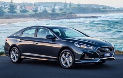 2020 Hyundai Sonata Sedan Active