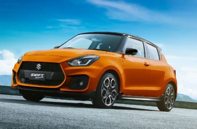 2020 Suzuki Swift Hatchback Sport Turbo (qld)