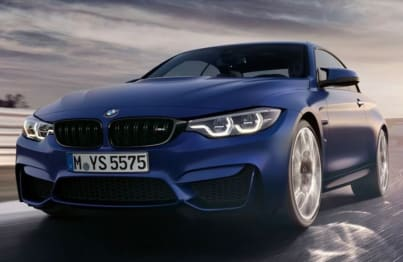 2020 BMW M Models Convertible M4 Competition