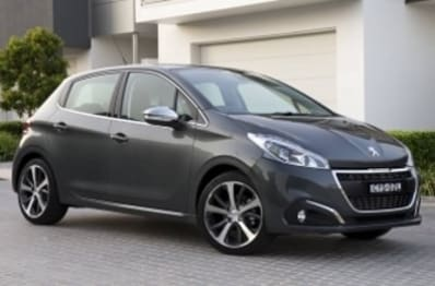 2020 Peugeot 208 Hatchback Allure