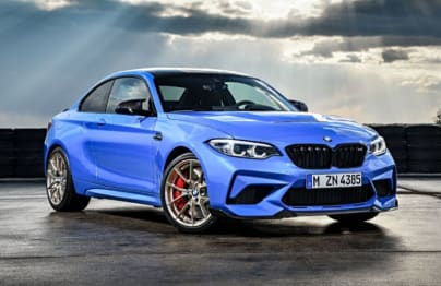 2020 BMW M Models Coupe M2 CS