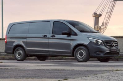 2020 Mercedes-Benz Vito Other 116 CDI LWB RWD