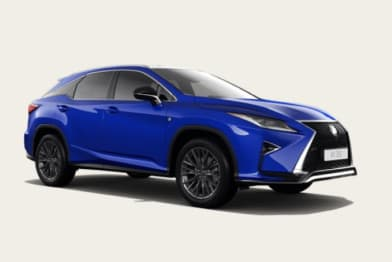 2020 Lexus RX SUV RX300 Luxury + Enhancement Pack